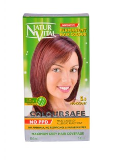Hair Colour 5.5 Mahogany